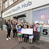 Affinity Water donate to Kent Young Carers