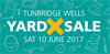Tunbridge Wells Yard Sale
