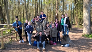 Young Carers at Go Ape!