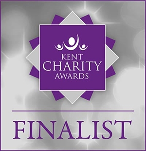 Kent Charity of the Year Awards Finalist