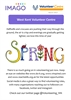 Volunteering Newsletter March 2017 Image