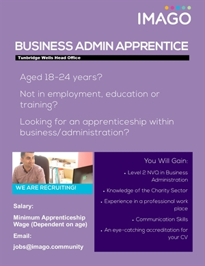 Business Admin Apprentice