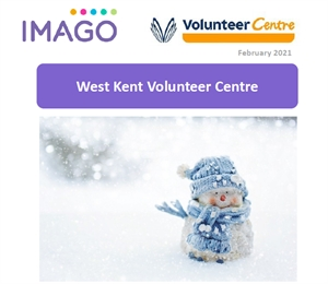 Volunteering Newsletter February 2021