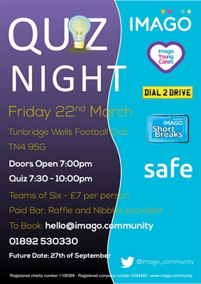 Imago Quiz Nights!